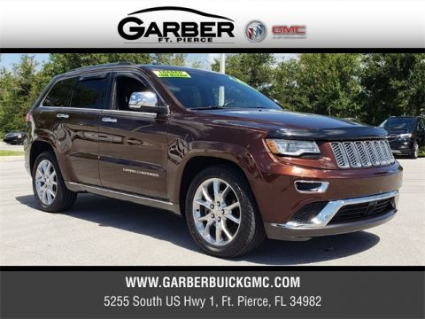 Amazing Pre Owned 2014 Jeep Grand Cherokee Summit RWD 4D Sport Utility