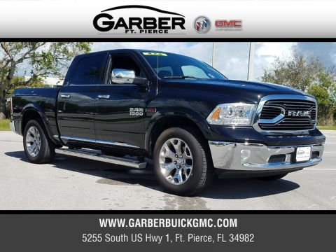 Pre-Owned 2016 RAM 1500 Longhorn Limited 4x4 4WD