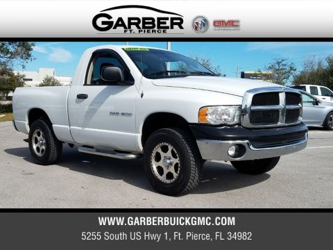 Pre-Owned 2005 Dodge Ram 1500