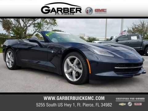 Certified Pre-Owned 2014 Chevrolet Corvette Stingray Stingray
