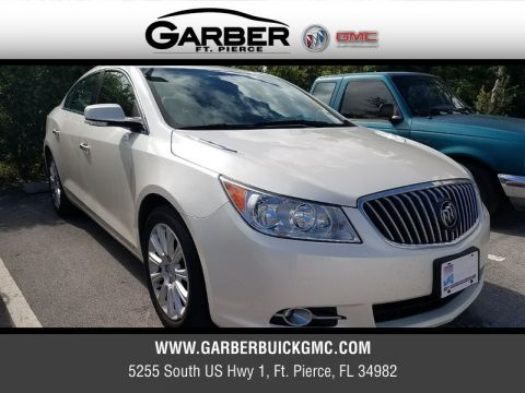 Pre-Owned 2013 Buick LaCrosse Premium 2 Group