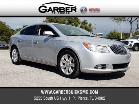 Pre-Owned 2013 Buick LaCrosse Premium I Group FWD 4D Sedan