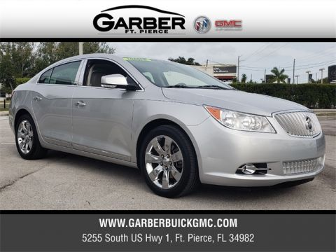 Pre-Owned 2012 Buick LaCrosse Premium II Group