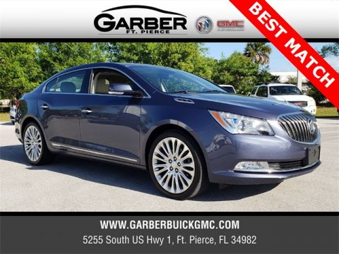 Pre-Owned 2015 Buick LaCrosse Premium II Group FWD 4D Sedan