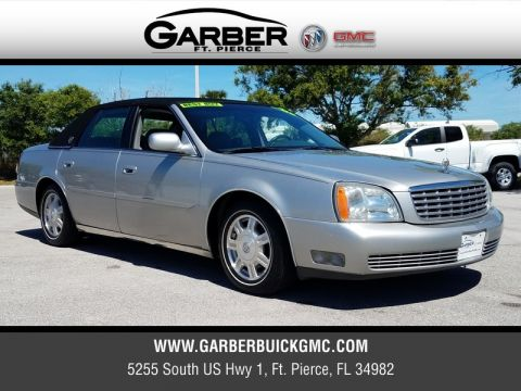 Pre-Owned 2005 Cadillac DeVille Base