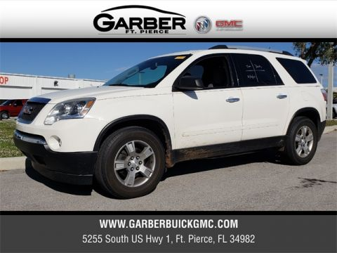 Pre-Owned 2012 GMC Acadia SLE FWD 4D Sport Utility