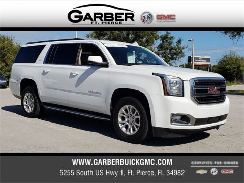 Certified Pre-Owned 2016 GMC Yukon XL SLT