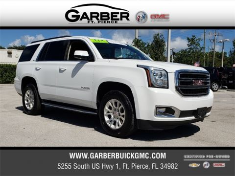 Certified Pre-Owned 2018 GMC Yukon SLT 4WD
