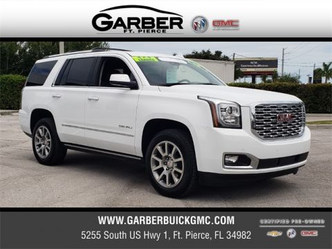 Certified Pre-Owned 2018 GMC Yukon Denali 4WD