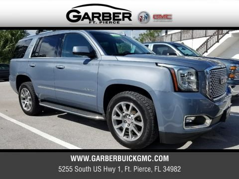 Certified Pre-Owned 2015 GMC Yukon Denali 4WD
