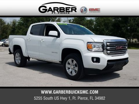 Pre-Owned 2017 GMC Canyon SLE