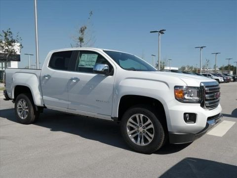 New 2017 GMC Canyon SLT