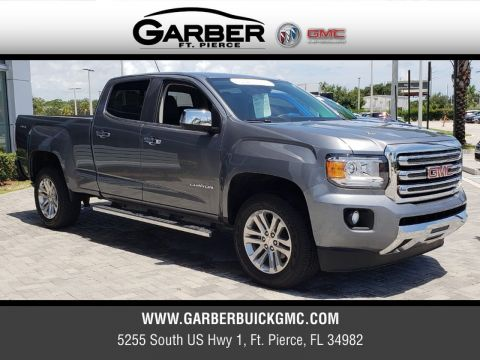 New 2018 GMC Canyon SLT 4X4 4WD