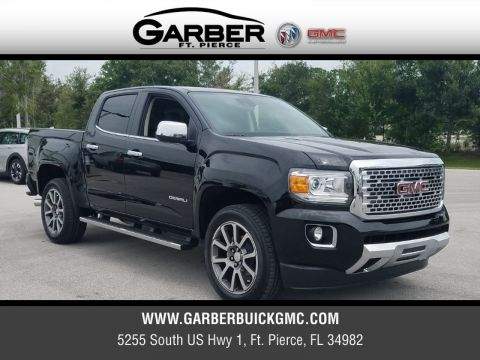 New 2018 GMC Canyon Denali 4WD