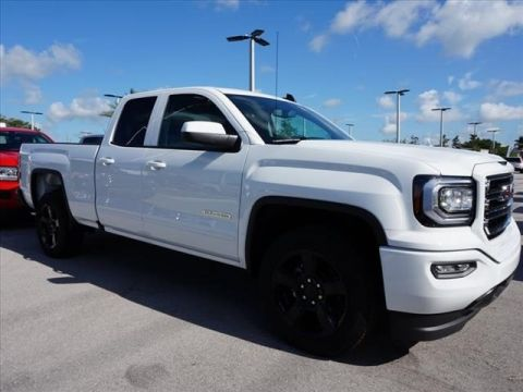 New 2017 GMC Sierra 1500