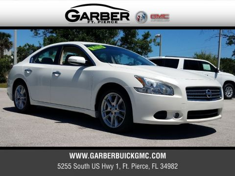 Pre-Owned 2010 Nissan Maxima 3.5