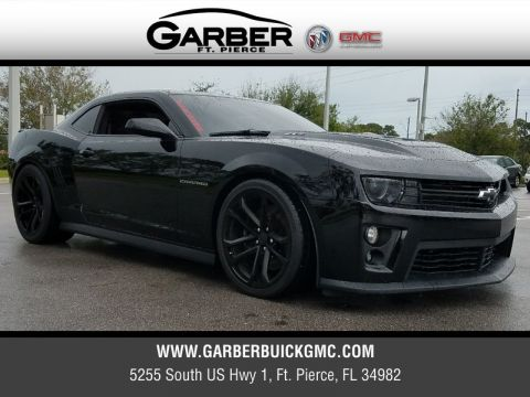 Pre-Owned 2015 Chevrolet Camaro ZL1 Custom Mods