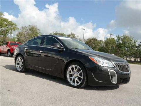 Certified Pre-Owned 2014 Buick Regal GS