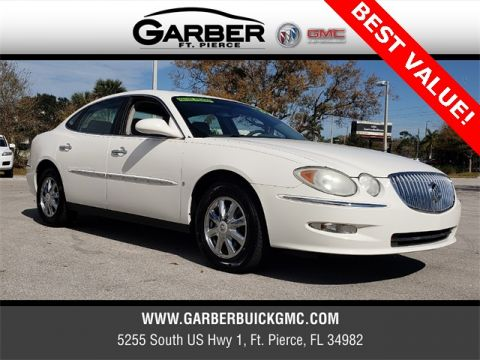 Pre-Owned 2008 Buick LaCrosse CX FWD 4D Sedan