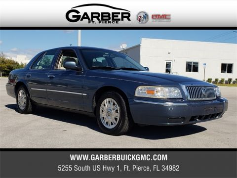Pre-Owned 2008 Mercury Grand Marquis GS RWD 4D Sedan