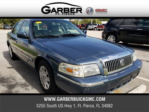 Pre-Owned 2008 Mercury Grand Marquis GS