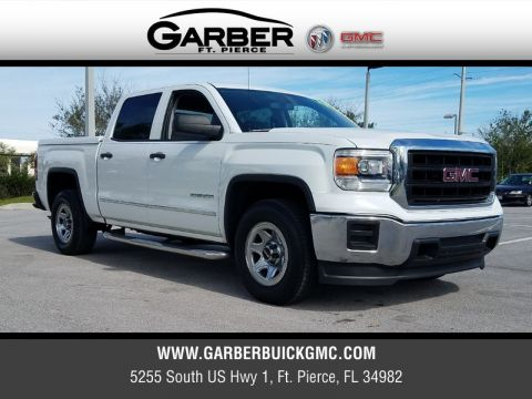 Certified Pre-Owned 2014 GMC Sierra 1500 Crew Cab 4X2