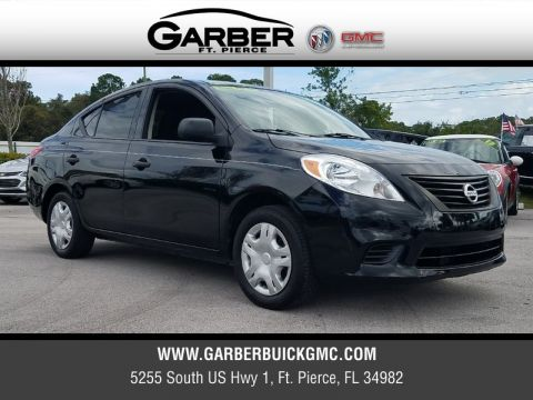 Pre-Owned 2014 Nissan Versa 1.6