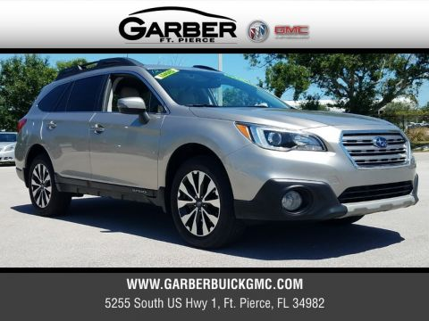 Pre-Owned 2016 Subaru Outback 2.5i Limited AWD