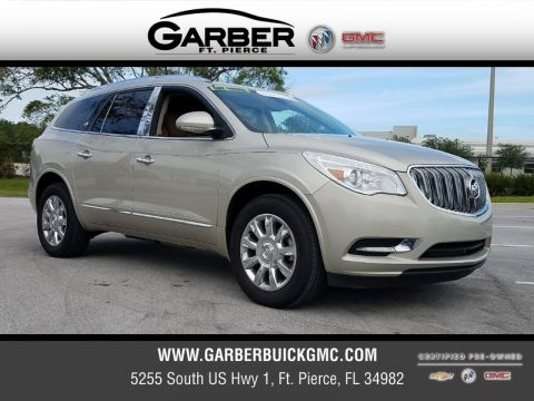 Certified Pre-Owned 2014 Buick Enclave Premium