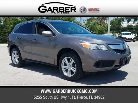 Pre-Owned 2013 Acura RDX All-Wheel Drive AWD
