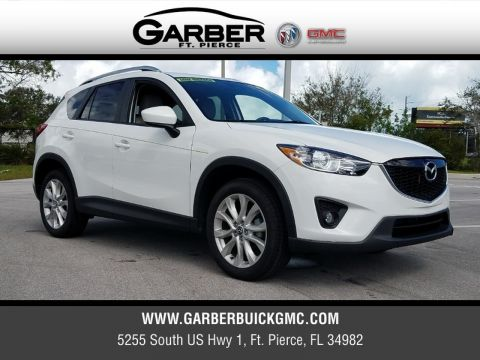 Pre-Owned 2014 Mazda CX-5 Grand Touring FWD SUV