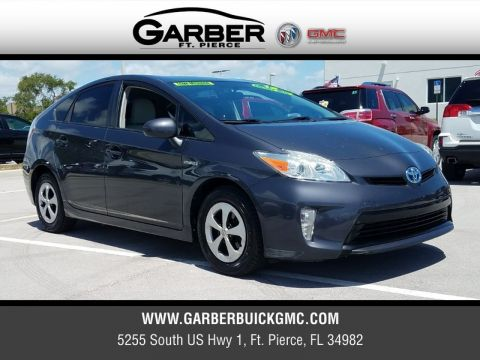 Pre-Owned 2013 Toyota Prius Three SE