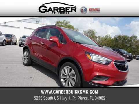 New 2017 Buick Encore Preferred FWD SUV