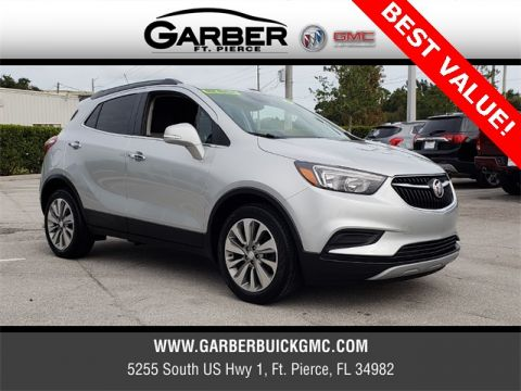 Pre-Owned 2017 Buick Encore Preferred FWD 4D Sport Utility