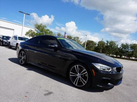 Pre-Owned 2015 BMW 435i 435i M Sport