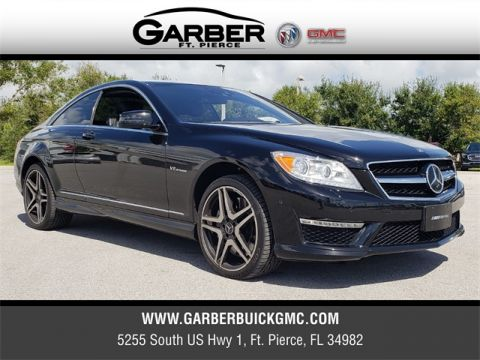 Pre-Owned 2012 Mercedes-Benz CL-Class CL 63 AMG®
