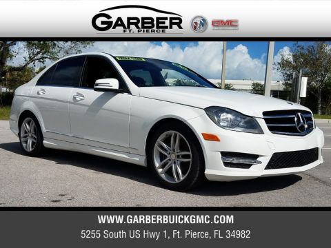 Pre-Owned 2014 Mercedes-Benz C250 Sport RWD Sedan