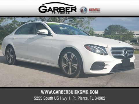 Pre-Owned 2017 Mercedes-Benz E 300 E300 Sport Luxury