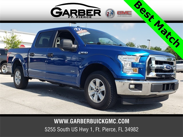 2017 Ford F 150 For Sale >> Pre Owned 2017 Ford F 150 For Sale In Ft Pierce Fl At Garber Buick