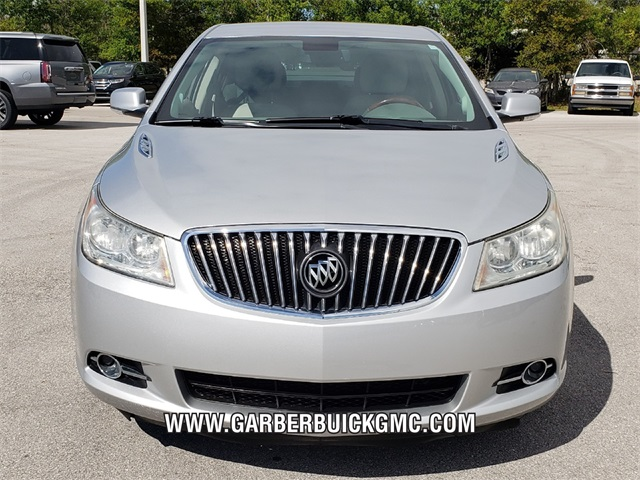 Pre-Owned 2013 Buick LaCrosse Premium I Group