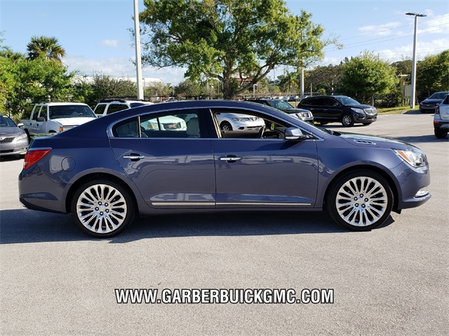 Pre-Owned 2015 Buick LaCrosse Premium II Group
