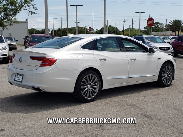 New 2019 Buick LaCrosse Sport Touring