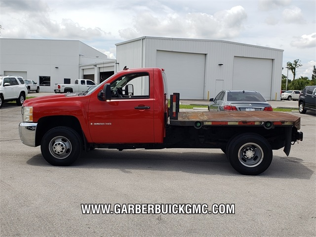 Pre-Owned 2007 Chevrolet Silverado 3500HD LT