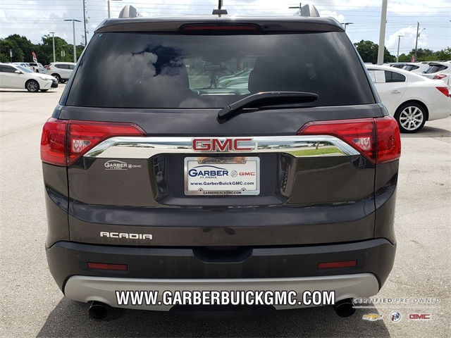 Certified Pre-Owned 2017 GMC Acadia SLT-2