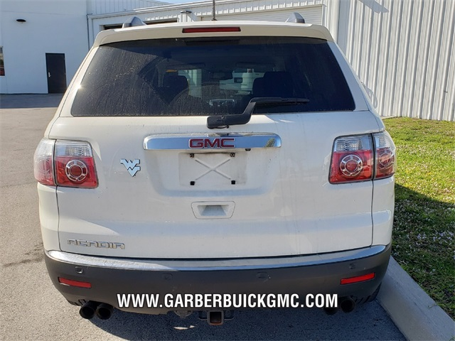 Pre-Owned 2012 GMC Acadia SLE