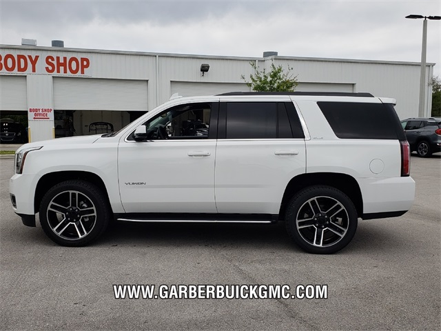 New 2018 GMC Yukon SLE