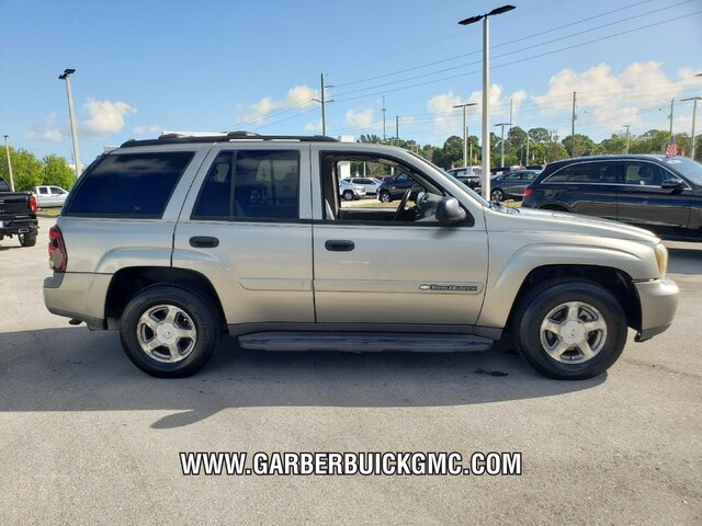 Pre-Owned 2003 Chevrolet TrailBlazer LT