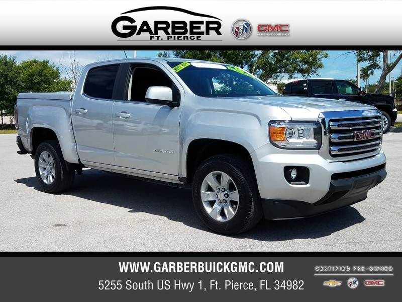 Certified Pre Owned 2016 Gmc Canyon Sle