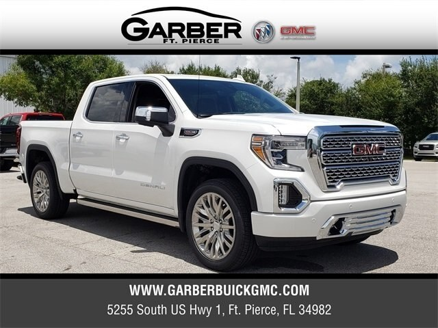 New 2019 Gmc Sierra 1500 Denali With Navigation 4wd