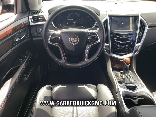 Pre-Owned 2015 Cadillac SRX Luxury